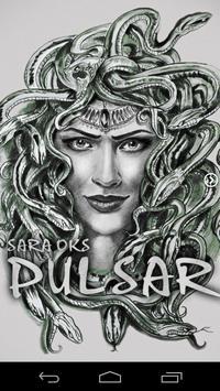 Sara Oks - Pulsar poster