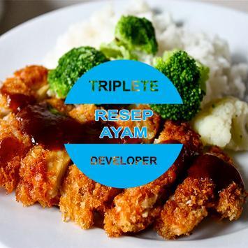 Resep Ayam poster