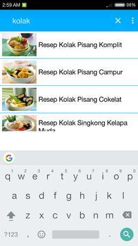 Resep Kolak Ramadhan screenshot 2