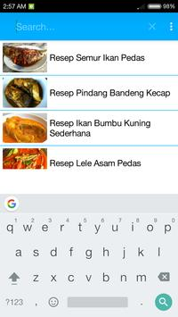 Resep Ikan apk screenshot