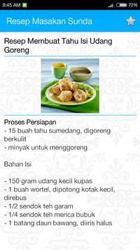 Resep Masakan Sunda screenshot 2