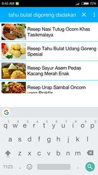 Resep Masakan Sunda screenshot 3