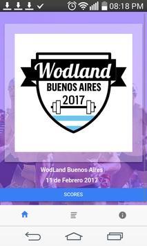 WodLand Buenos Aires screenshot 1