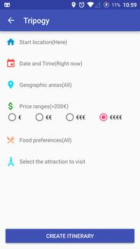 Tripogy: your smart Travel App poster