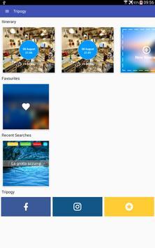 Tripogy: your smart Travel App apk screenshot