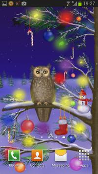 Owl of a Season Xmas Edition apk screenshot