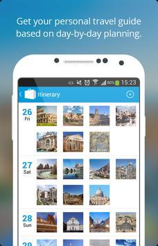 Rome Travel Guide screenshot 4