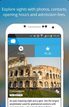 Rome Travel Guide screenshot 2