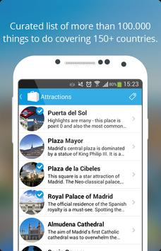 Wellington Travel Guide & Map apk screenshot