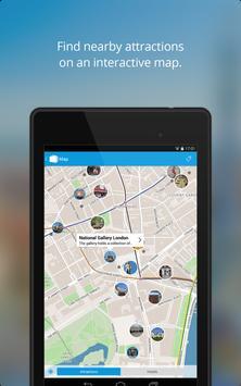 Zacatecas Travel Guide & Map apk screenshot
