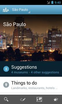 São Paulo Guide by Triposo poster