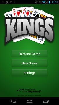 Kings (Drinking Game) poster