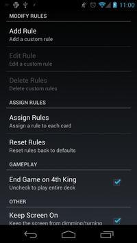 Kings (Drinking Game) screenshot 3