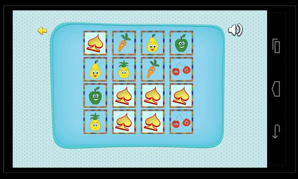 Puzzle Matching Vegetables screenshot 11