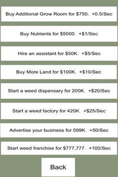 Make it Weed - Weed Business screenshot 3