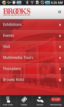 Memphis Brooks Museum of Art apk screenshot