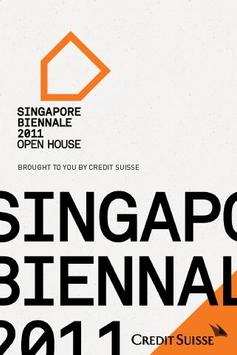 Singapore Biennale 2011 poster