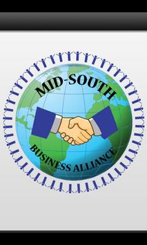 Mid South Business Alliance poster
