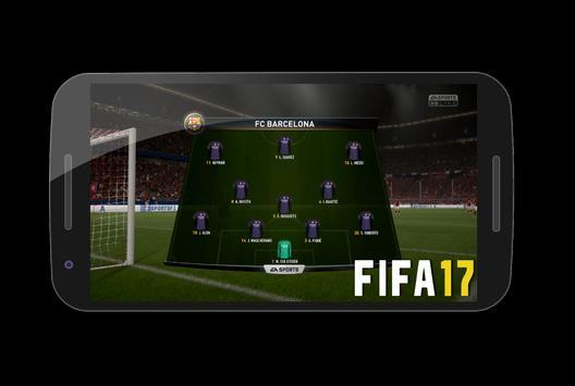 New FIFA 2017 Tips apk screenshot