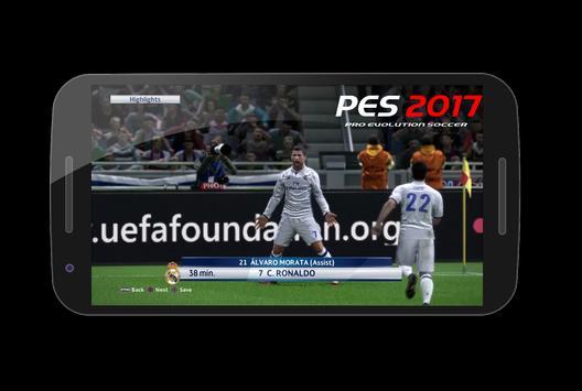 Ultimate PES 2017 Tricks apk screenshot