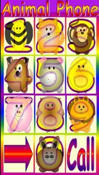 Baby Phone, Kids Animal Fun poster