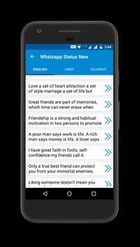 Status for Whatsapp apk screenshot