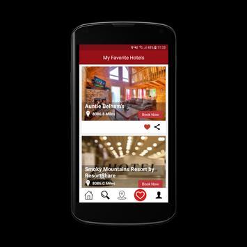 Nightly Hotel Deals screenshot 5