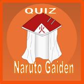 Quiz Naruto Gaiden icon