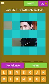 Guess Korean Top Actor screenshot 1