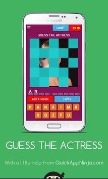 Guess the Actress screenshot 3