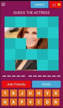 Guess the Actress screenshot 2
