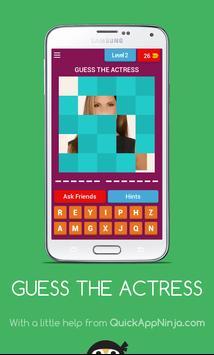 Guess the Actress screenshot 4