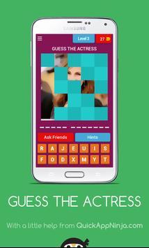 Guess the Actress screenshot 5