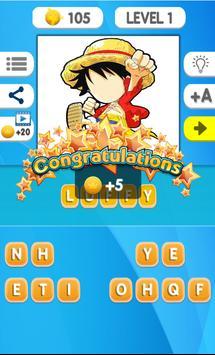 Pirate Character Quiz screenshot 1