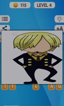 Pirate Character Quiz screenshot 3