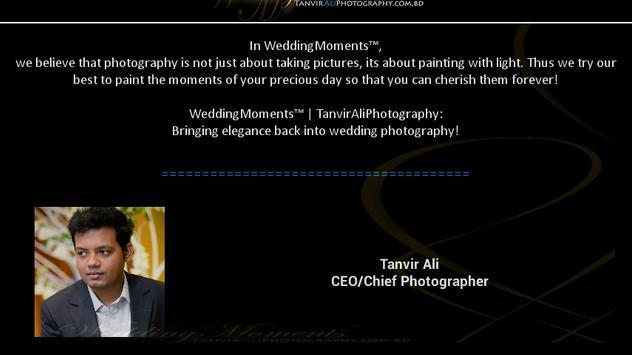 WeddingMoments™ screenshot 10