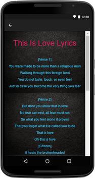 Sanctus Real Lyrics Music screenshot 3