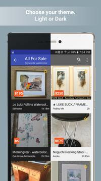 Postings (Craigslist Search App) apk screenshot