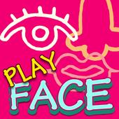 PlayFace icon