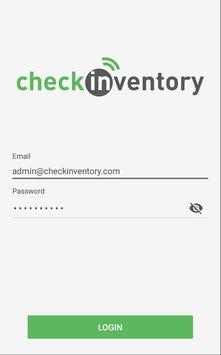 CheckINventory poster
