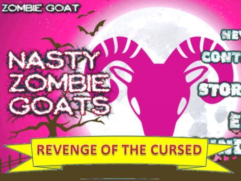 Nasty Zombie Goats screenshot 5