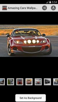 Amazing Cars Wallpapers HD apk screenshot