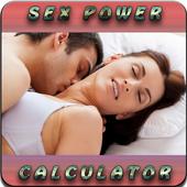 Sex Power Calculator Prank icon