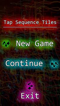 Tap Sequence Tiles apk screenshot
