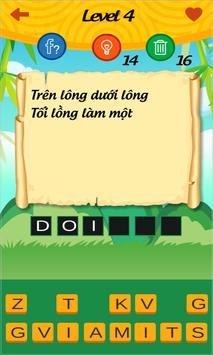 Câu đố dân gian (NEW) apk screenshot