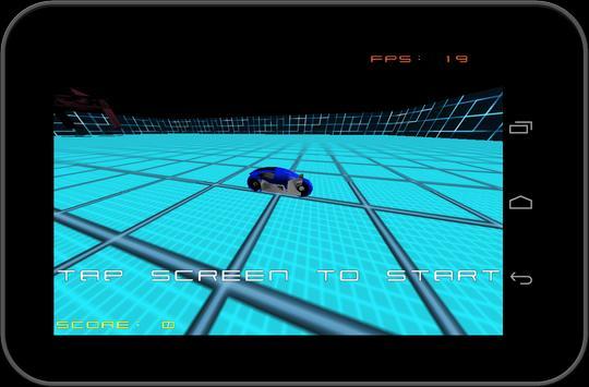 Tron Racer screenshot 8