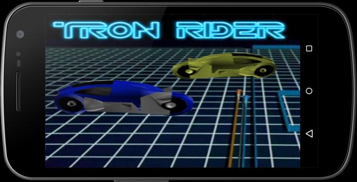 Tron Racer screenshot 1