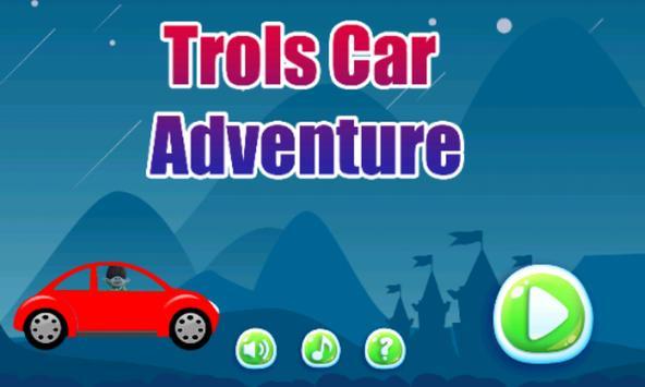 Trols Car Adventure poster