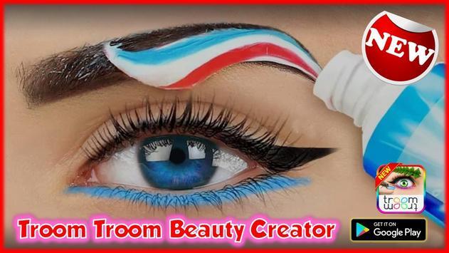 Troom Troom Beauty Creator screenshot 5