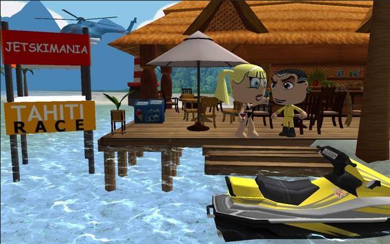 JET SKI MANIA - Polynésie screenshot 5